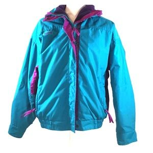 Columbia Bugaboo Lined Jacket Size Large